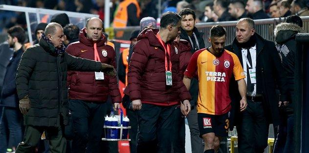 Saracchi'nin son durumu belli oldu! Kasımpaşa'da maçında sakatlanmıştı...