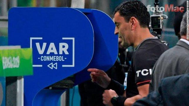 UEFA'dan VAR açıklaması: Geri dönüşü yok!