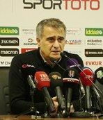 Beşiktaş Şenol Güneş yönetiminde derbilerde iddialı