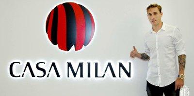 Milan 10. transferini yaptı