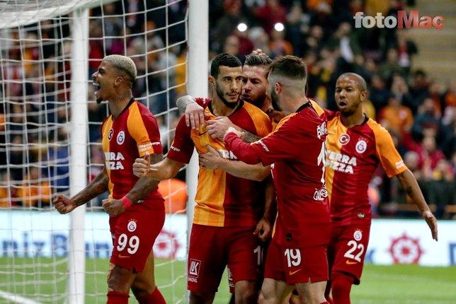 Galatasaray'da Fernando Muslera sosyal medyayı salladı!