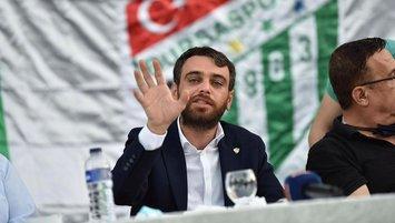 Bursaspor'dan ilginç sponsor kararı!