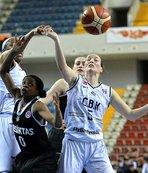 Çukurova Basketbol Kadınlar Euro Cup'ta çeyrek finalde