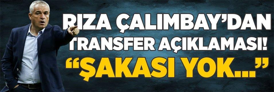 riza calimbay iyi transferler yapmak zorundayiz 1597839702445 - Rıza Çalımbay'dan 21 takım yorumu: Çok zor olacak