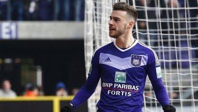 Son dakika spor haberi: Bursaspor Belçikalı orta saha Massimo Bruno ile anlaşma sağladı!