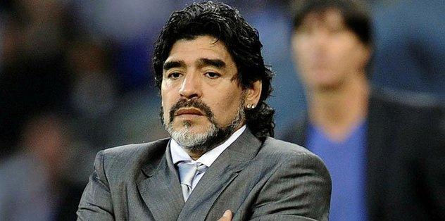 Başkan Maradona