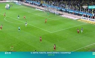 Futbolseverler derbide gol hasret