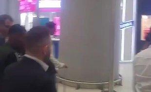 Garry Rodrigues İstanbul'a geldi! İşte ilk görüntüler