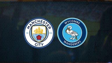 Manchester City - Wycombe maçı ne zaman, saat kaçta ve hangi kanalda canlı yayınlanacak? | İngiltere Lig Kupası
