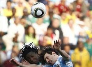 Arjantin - Nijerya (B Grubu maçı)