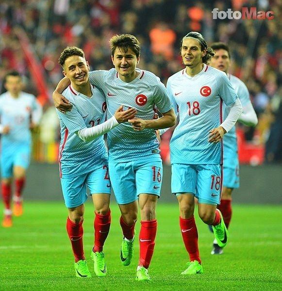 Emre Mor'dan flaş Galatasaray sözleri! Memnun değilim ama...