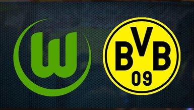 Wolfsburg Borussia Dortmund maçı ne zaman saat kaçta hangi kanalda canlı yayınlanacak?