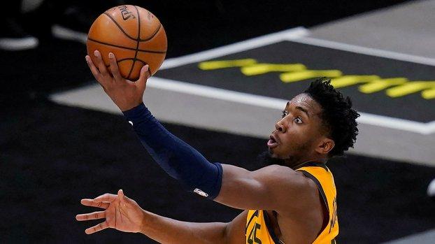 NBA'de Utah Jazz üst üste 6. galibiyetini aldı #