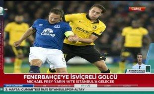 F.Bahçe'nin yeni golcüsü Michael Frey yarın İstanbul'a geliyor