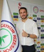 Çaykur Rizespor'da Ali Çamdalı ile yollar ayrıldı