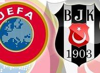 UEFA'dan Beşiktaş'a para yağdı! Kartal uçtu...