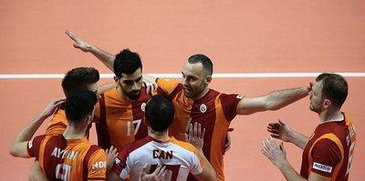 Galatasaray Avrupa'da çeyrek finale çıktı