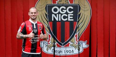 Sneijder LA Galaxy'ye
