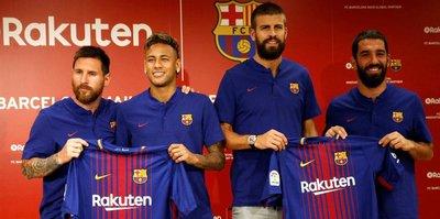 Barcelona'da forma numaraları açıklandı