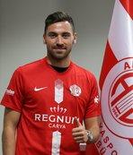 Sinan Gümüş transferi Antalyaspor'da işte böyle açıklandı!