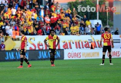 Göztepe - Sivasspor maçından kareler...
