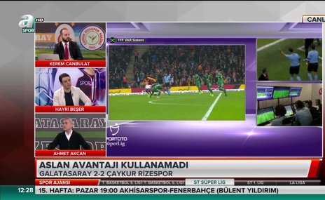 """""""Galatasaray haftaya Başakşehir'i yenemezse şampiyonluk gider"""""""