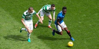 Celtic'ten farklı galibiyet