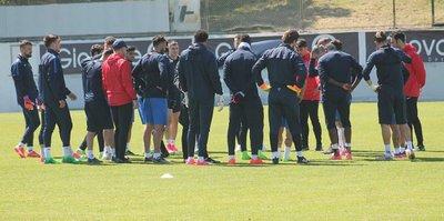 Trabzonspor'da Beşiktaş hazırlıkları