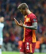 Galatasaray'da 2. Tolga Ciğerci krizi!