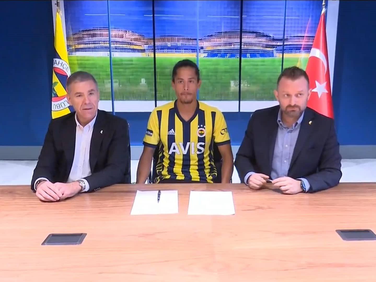 fenerbahce lemos transferini acikladi 1598440147200 - Fenerbahçe Lemos transferini açıkladı!