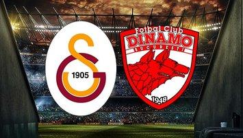Galatasaray Dinamo Bükreş maçı ne zaman saat kaçta ve hangi kanalda canlı yayınlanacak?