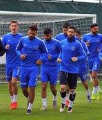 Kasımpaşa'da Bursaspor maçı hazırlıkları sürüyor
