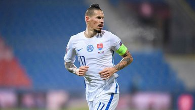 Turkey's Trabzonspor sign Slovakian midfielder Hamsik