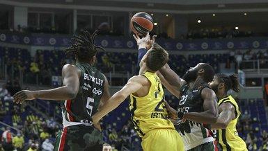 Fenerbahçe Beko - Unics Kazan: 80-41 (MAÇ SONUCU - ÖZET) | THY EuroLeague
