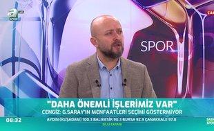 Mehmet Emin Uluç'tan Mustafa Cengiz'e eleştiri
