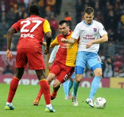 Galatasaray-Trabzonspor (Spor Toto Süper Lig 32. hafta)