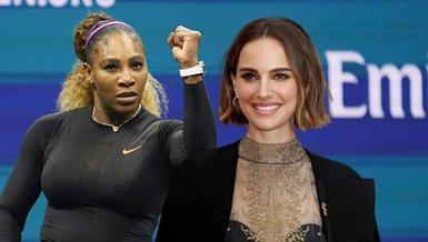 Serena Williams ve Natalie Portman kadın futbol takımı kuruyor