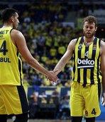 Fenerbahçe Beko'da gözler CSKA Moskova maçında