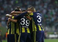 Fenerbahçe namağlup dinlemez!