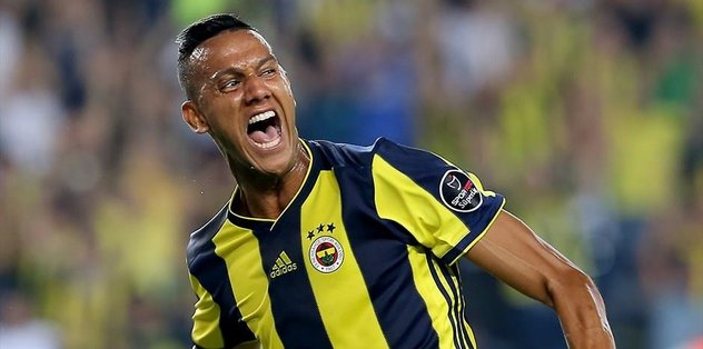 Galatasaray'dan Josef de Souza misillemesi