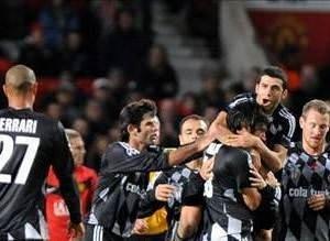 Manchester United-Beşiktaş