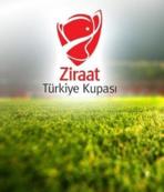 Ziraat Türkiye Kupası'nda program belli oldu!