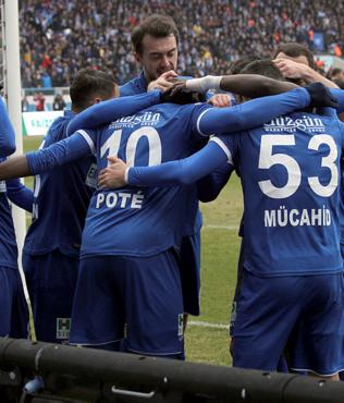 BB Erzurumspor 1-1 Bursaspor | MAÇ SONUCU
