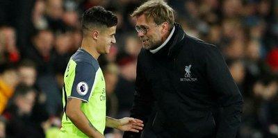 Liverpool'un Coutinho kararı