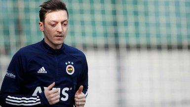 Son dakika spor haberleri: Fenerbahçe'nin yıldızı Mesut Özil: Şampiyonlar Ligi finalinin ülkemizde oynanacak olmasından dolayı mutluyuz