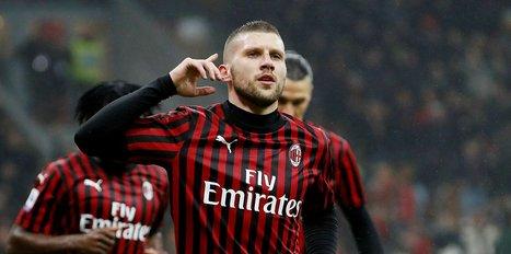 Milan tek golle üç puanı kaptı