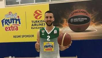Bursaspor Bircevic'i kadrosuna kattı