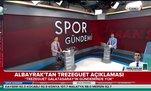 Abdurrahim Albayraktan Trezeguet açıklaması