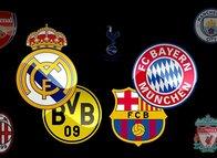 İşte Avrupa'da tribünleri dolduran 100 kulüp