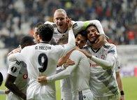 Beşiktaş zirveye! İşte Avcı'nın Kayserispor maçı 11'i
